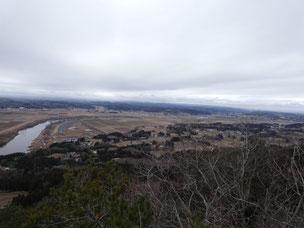 大部ヶ岩からの絶景