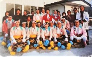一関 大東 六日町自治会 「六若手踊り会」