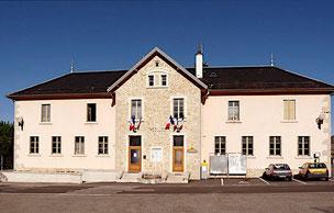 Commune déléguée de Thézillieu