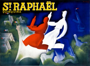 Affiche de Charles Loupot (1937)