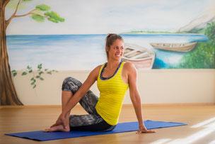 Pilates als Online Personal Training in Friedrichshafen am Bodensee