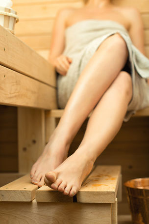 Radiant Reality Blog | Biohack and Bolster your Immune System during Flu Season - Sauna Therapy