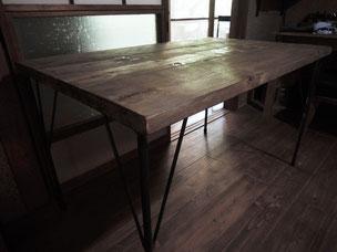 鉄脚専用のテーブル天板