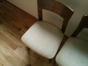 お気に入りのフロアにお気に入りの家具を