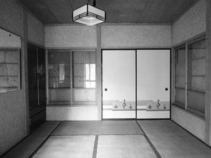 昭和スタイルの和室