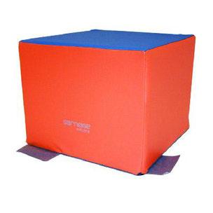 Cube de motricité maternelle Sarneige enfants. Cube de modules en mousse enfants maternelle Sarneige à acheter pas cher.