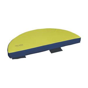 Module demi-rond de motricité Sarneige sans PVC. Matériel de motricité sans PVC Sarneige avec le demi-rond de motricité à acheter pas cher.