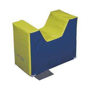 Embase de motricité maternelle sans PVC Sarneige pour enfants à acheter pas cher. Matériel de motricité Sarneige. Embase de motricité maternelle sans PVC au meilleur prix.