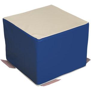 Cube de motricité maternelle sans PVC Sarneige pour enfants à acheter pas cher. Matériel de motricité Sarneige Cube de motricité maternelle sans PVC au meilleur prix.