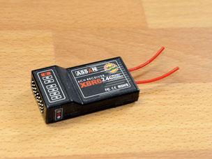Récepteur 2.4 Ghz
