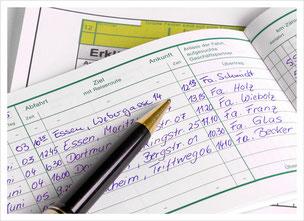 Warum das Finanzamt ein handschriftliches Fahrtenbuch oft verwirft?