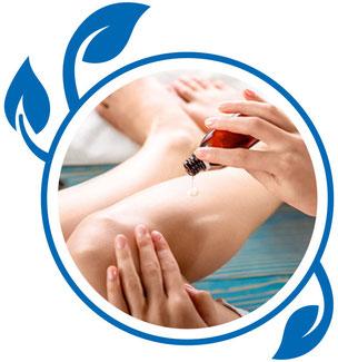 Bild: Massageöl