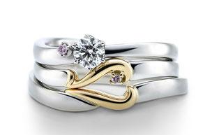 結婚指輪 オーダーメイドリングを作るならサンクイル岐阜