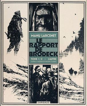 Couverture : Le rapport de Brodeck Tome 1