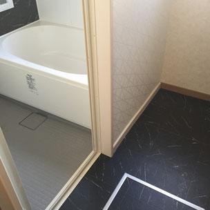トータルデザイン リフォームだからできる極上の浴室空間