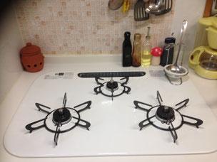 美濃加茂市のキッチンのリフォーム事例