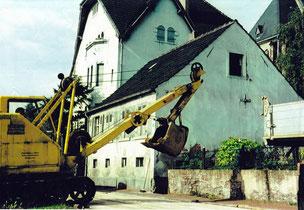 dudweiler, herrensohr, kaltnaggisch, evangelisch, pfarrhaus, kreuzkirche