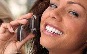 Veneers sind eine zahnschonende Alternative zu Kronen.