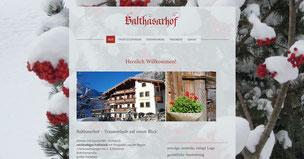 Balthasarhof Finkenberg