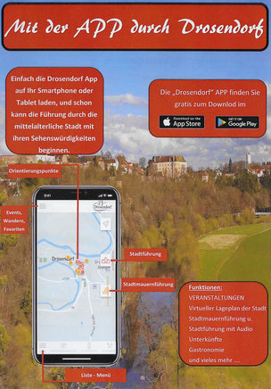 Drosendorf App