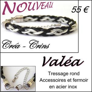 bijou cheval crin souvenir bracelet