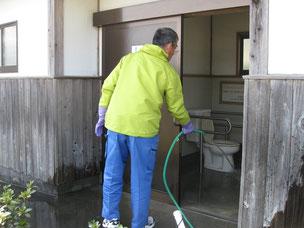 太陽の家 就労作業