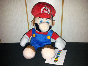 Mario vorne