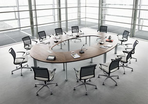Nowystyl Konferenzstühle