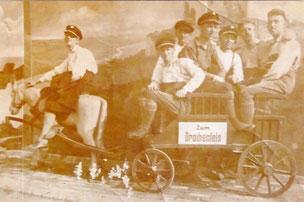 Ausflug zu Pfingsten 1930