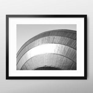 Photographic Art Print 'Curve' by PASiNGA