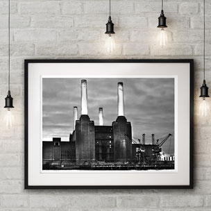 Photographic Art Print 'Battersea Power Station' by PASiNGA
