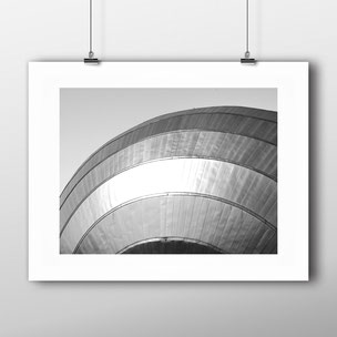 Photographic Art Print 'Curve' by PASiNGA