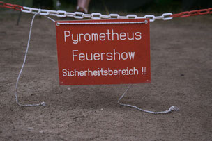Pyrometheus, Feuershow, Event, Extraschicht, Dorsten, Creativquartier