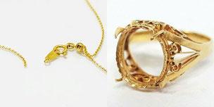 仙台市で壊れた,切れたネックレス,指輪,ピアス,ブレスを売るなら当店へ