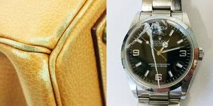 仙台市でキズ,古い,昔の,壊れたブランド時計を売るなら当店へ