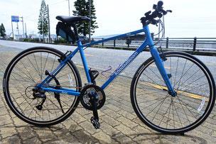 クロスバイク(アシストなし)