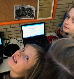 3 Laptops in jeder Klasse
