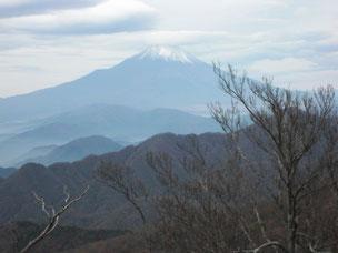 ずっと富士山