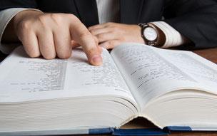 Schlagwortverzeichnis Glossar von Rieg + Partner