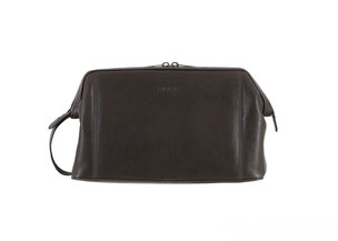 Toilet Bag Noto Bunko Ebony
