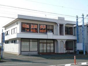 ヤママツ店舗1階