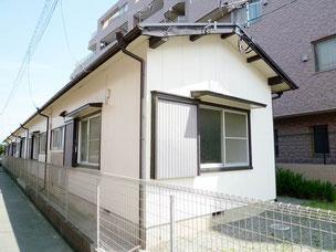蜆塚3丁目2DK借家