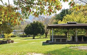 知明湖キャンプ場 川西市
