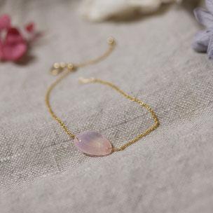 さくらひとえ 鎌倉の桜貝 アクセサリー ブレスレット