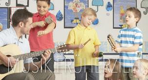 Music Camp - Musikalische Früherziehung