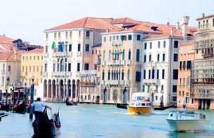 Wunderschön: Die Wasserstadt Venedig