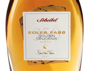 Scheibel Edels Fass Golden-Delicious