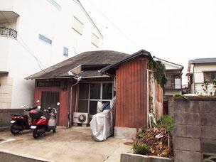 神戸市垂水区 N様邸 外観(南側) Before