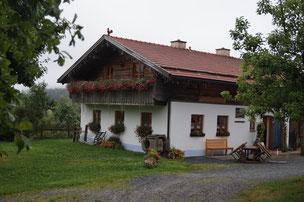 Alte Mühle im Sommer