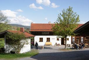 Alte Mühle im Frühjahr